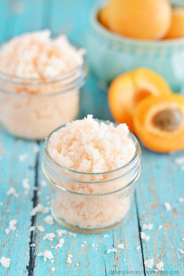 DIY-Apricot-Sugar-Scrub-