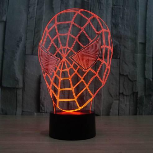 Creative-Fantastic-font-b-Spiderman-b-font-mask-3D-led-font-b-light-b-font-lamp
