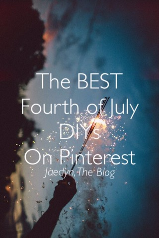The Cutest Fourth of July DIYs on Pinterest