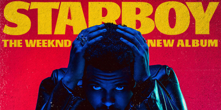 The Weeknd's StarboyAlbum