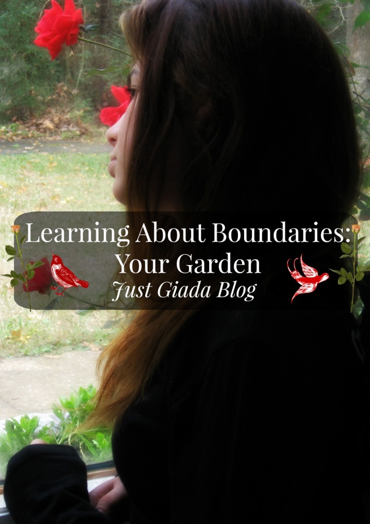 Learning About Boundaries: Your Garden